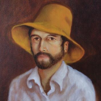 37 - Autoritratto/Zelfportret/Autoportrait
