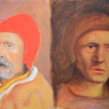 39 - Studi ritratti/Portret studies/Etude de portraits