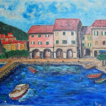 43 - Porto in Liguria