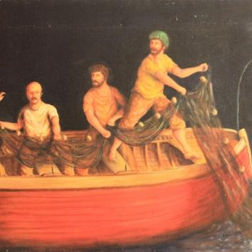 49 - Pescatorinotturni/Nachtvissers/Pecheurs de nuit