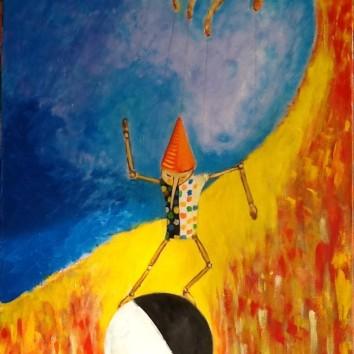 71-Pinocchio in equilibrio